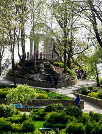 История парка Городской Сад